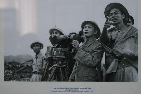 Hình ảnh Đại tướng Võ Nguyên Giáp nói gì về Điện Biên Phủ? số 3