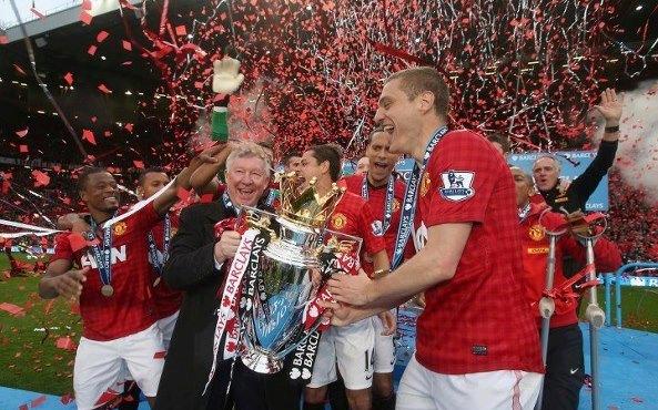 Tổng kết mùa giải Ngoại hạng Anh 2012/2013 qua những con số