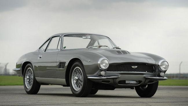 Hình ảnh DB4GT - Chiếc Aston Martin đắt nhất từ cổ chí kim số 1