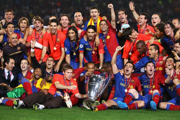 Chung kết C1 năm 2009: