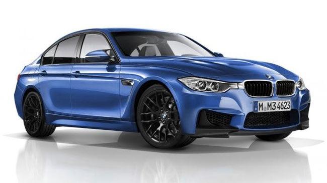 Hình ảnh Hình ảnh nóng hổi của BMW M3 thế hệ mới số 1