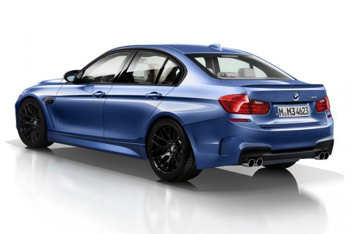 Hình ảnh Hình ảnh nóng hổi của BMW M3 thế hệ mới số 3