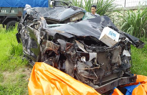 Hình ảnh Án nặng chờ tài xế vụ tai nạn kinh hoàng ở Phúc Thọ số 6