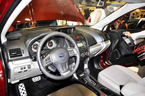 vnm 2013 3334688 Subaru Forester 2014 cạnh tranh với Mercedes Benz GLK