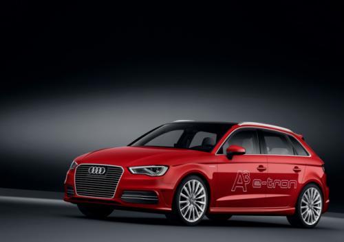 Hình ảnh Audi A3 Sportback E-tron công bố giá số 2