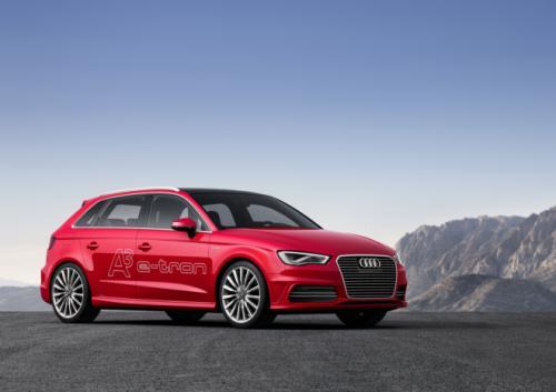 Hình ảnh Audi A3 Sportback E-tron công bố giá số 3