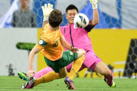 Vòng loại World Cup 2014: Nhật Bản giành vé đầu tiên đến Brazil