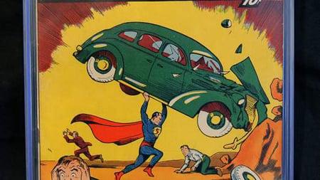 Sửa nhà tìm được cuốn truyện tranh trị giá... gần 3 tỷ