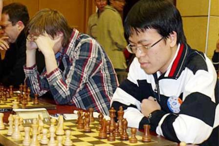 Cờ vua Thế giới: Lê Quang Liêm xếp hạng 4 chung cuộc
