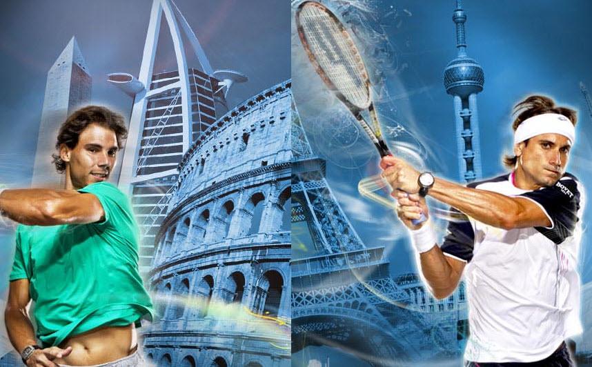 Vô địch Roland Garros 2013, Nadal vẫn xếp sau David Ferrer