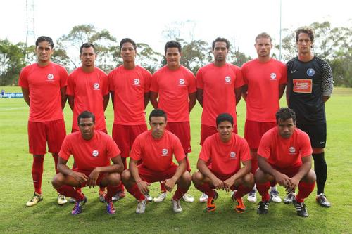 Confederations Cup 2013,  Confed Cup 2013, Tahiti