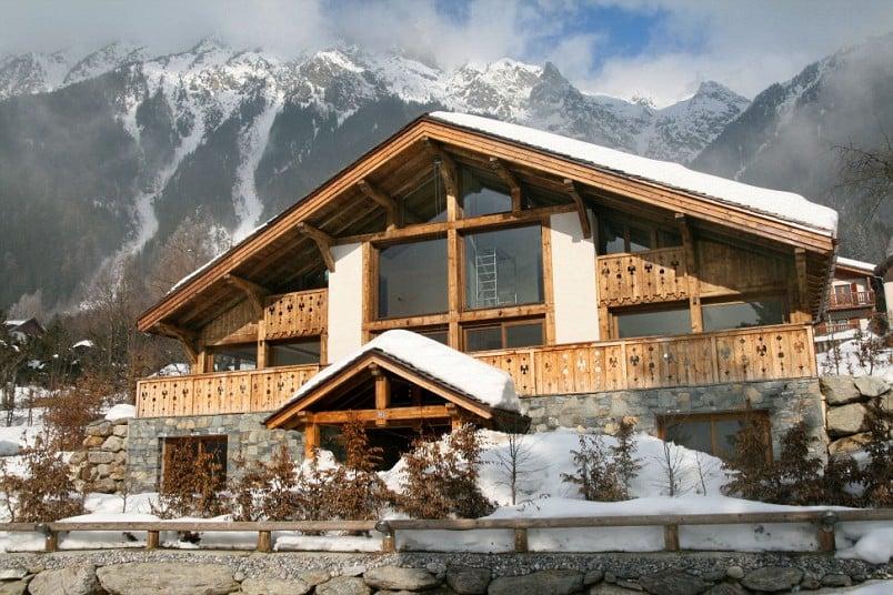 Bất động sản - Những căn nhà bằng gỗ triệu đô (Hình 6).