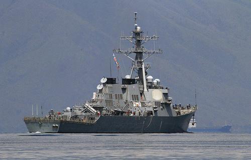 Ảnh 'nóng' của Hải quân Mỹ và Philippines - Ảnh 9