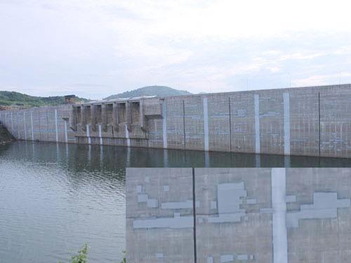 Hình Ảnh Điểm Tin Nóng Sáng 3/7: Đập Thủy Điện Sông Tranh 2