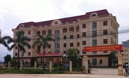 Hình ảnh Công an TP Ninh Bình lên tiếng vụ nam thanh niên nhảy lầu số 3