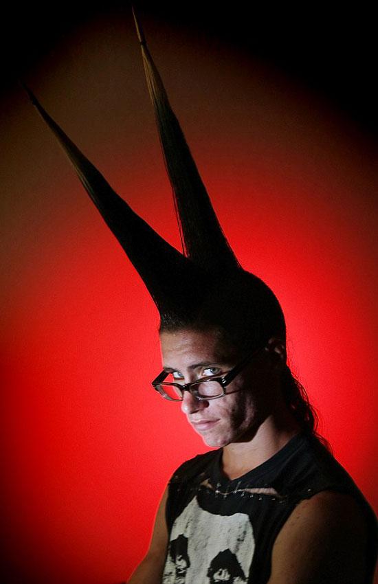 Những kiểu tóc quái lạ của teen giaoducnhungkieutockyquaicuateen6