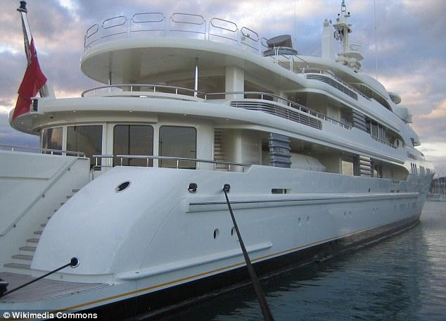 Tiêu dùng & Dư luận - Tỷ phú Abramovich cho thuê du thuyền 80 tỷ đồng/ tuần (Hình 6).