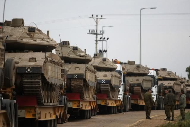 """""""Siêu phẩm"""" xe tăng của quân đội Israel"""