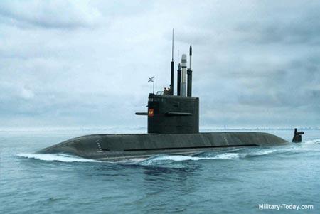 Tiêu điểm - Khám phá tàu ngầm của Nga khiến Trung Quốc 'thèm khát'