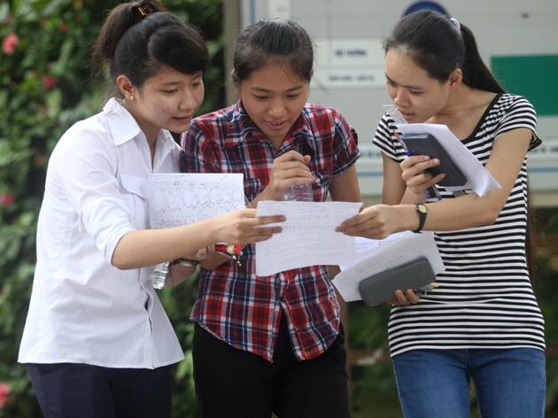 Nhiều trường ĐH dự kiến sẽ có hai loại điểm chuẩn