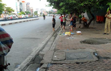 Nóng từ địa phương ngày 19/7: Hà Nội - Xác thai nhi được bỏ cạnh thùng rác