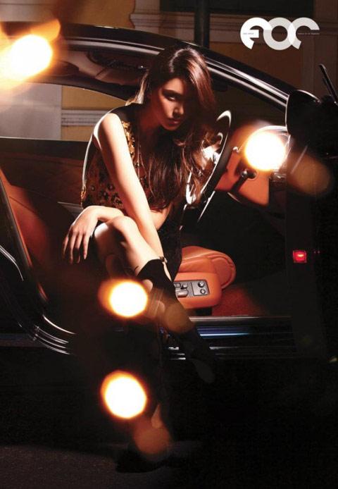 Ô tô-Xe máy - Ma nữ 'Tình người duyên ma' sánh bước bên Bentley (Hình 11).