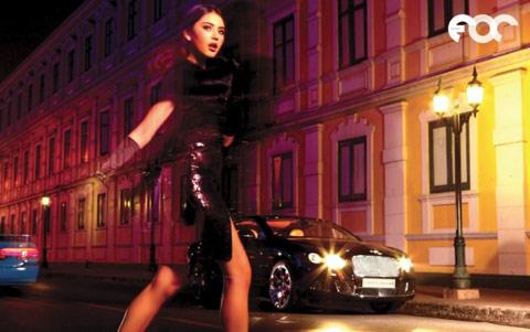 Ô tô-Xe máy - Ma nữ 'Tình người duyên ma' sánh bước bên Bentley (Hình 5).