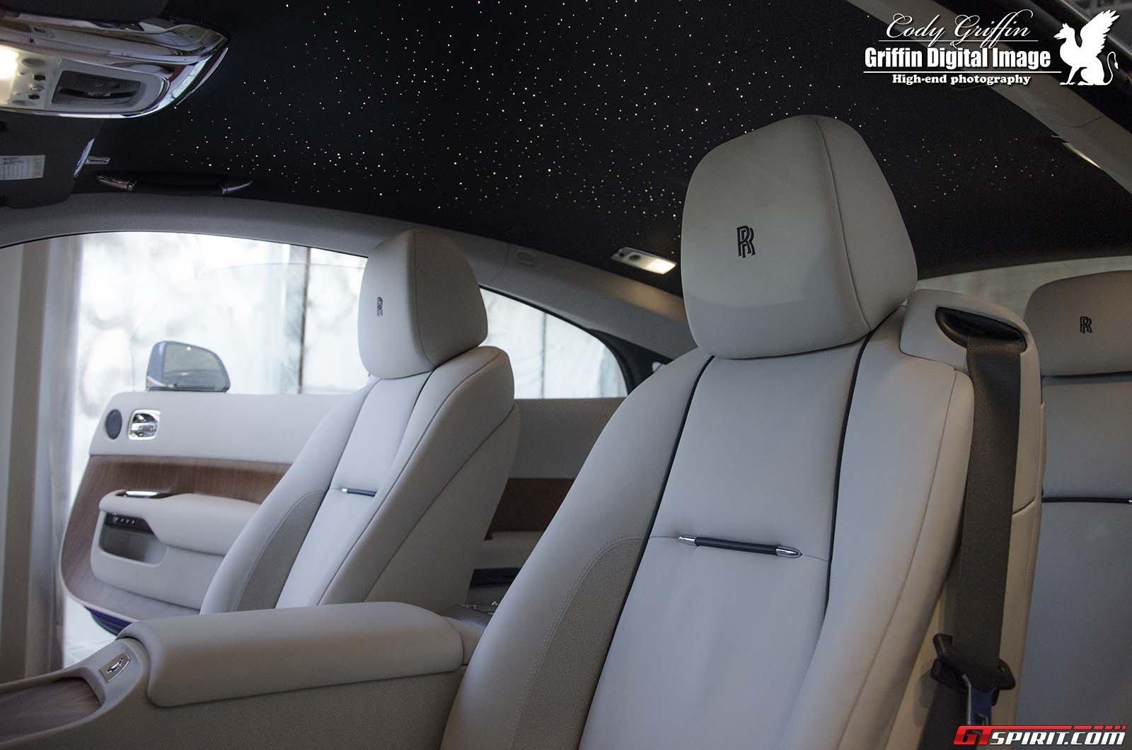 Ô tô-Xe máy - Chùm ảnh: Rolls-Royce Wraith màu xanh ở Boston    (Hình 2).