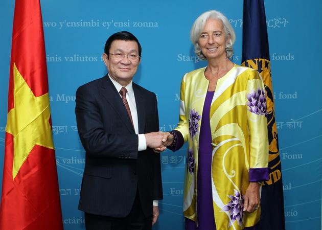 WB và IMF khẳng định sẽ tiếp tục hỗ trợ Việt Nam