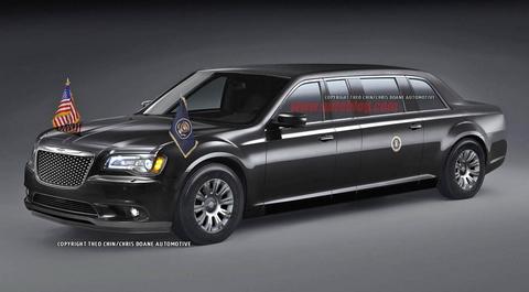 Lộ diện siêu xe của Tổng thống Barack ObamaLộ diện siêu xe của Tổng thống Barack Obama
