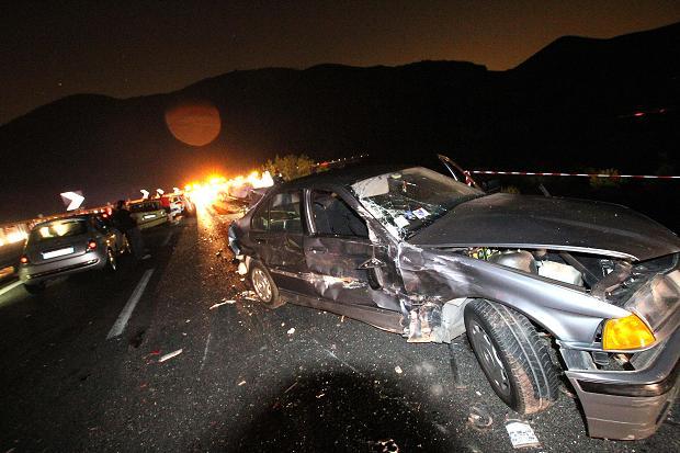Hình ảnh Hình ảnh tang thương sau vụ tai nạn thảm khốc tại Italy số 4