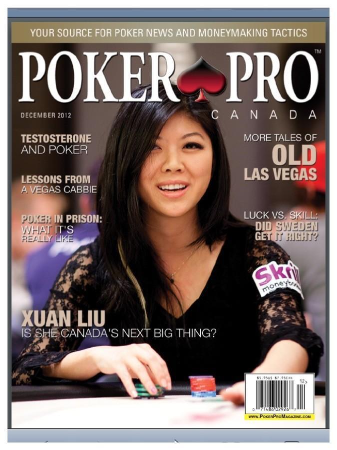 Cận cảnh nhan sắc của kiều nữ poker nổi tiếng 7