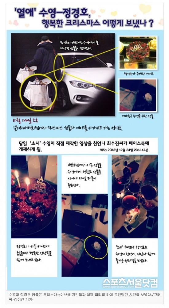 Jung Kyung Ho và Sooyoung (SNSD) lộ ảnh hẹn hò 8