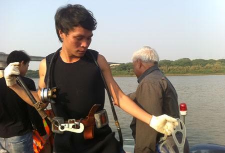 Vào lò luyện thợ lặn tìm xác nạn nhân vụ Cát Tường 6
