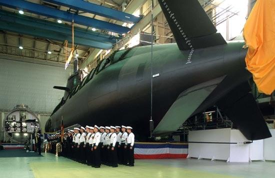 Giải mã tầm quan trọng của chân vịt tàu ngầm 6