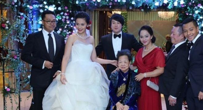 Vợ đại gia Trương Huệ Vân của Thanh Bùi hot nhất tuần 6