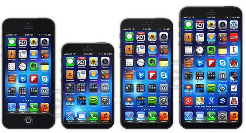 iPhone trong năm 2014 sẽ tiếp tục