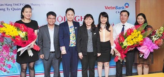 Gia đình phó tổng giám đốc xinh đẹp của Vietinbank Capital