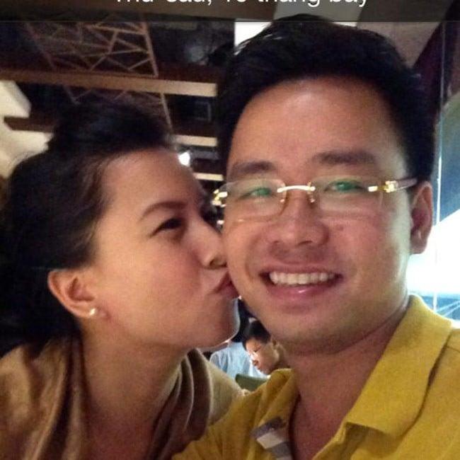 Gia đình phó tổng giám đốc xinh đẹp của Vietinbank Capital 11