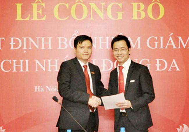 Gia đình phó tổng giám đốc xinh đẹp của Vietinbank Capital 12