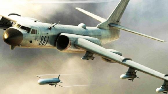 'Rò rỉ' hình ảnh máy bay ném bom tàng hình mới của Trung Quốc trên mạng 5