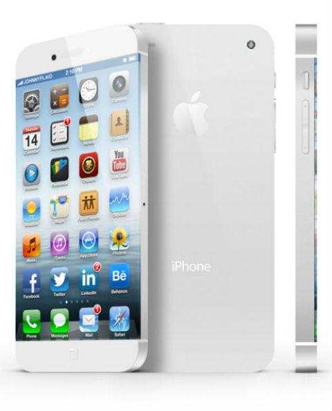 Bản thiết kế iPhone 6 siêu mỏng, nhẹ không ngờ 7