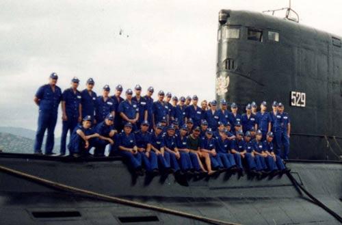 Nhiều năm trước, tàu ngầm Kilo đã từng hiện diện ở Cam Ranh 11