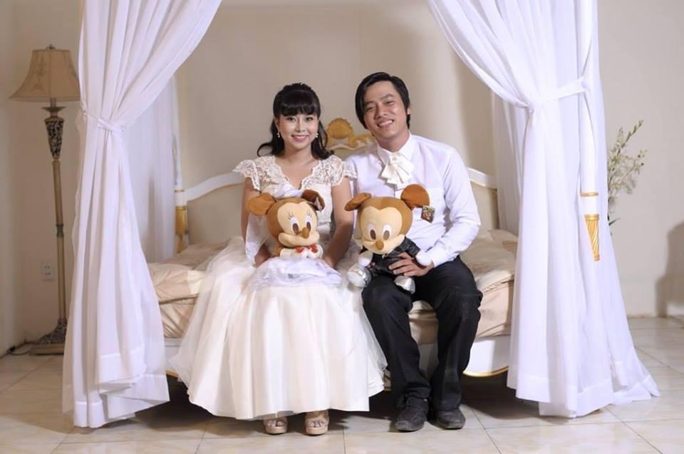 Hot: Lộ ảnh cưới lung linh của em gái Lê Kiều Như 5