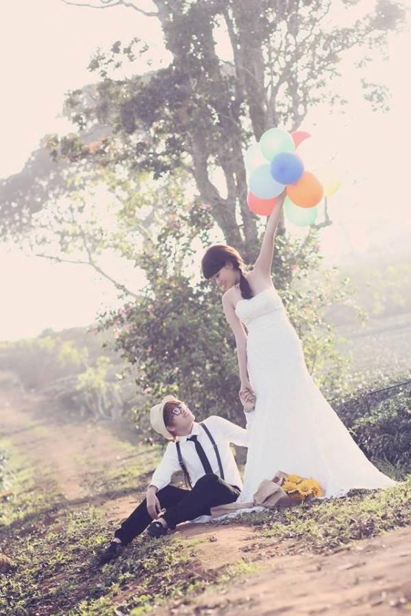 Ảnh cưới của đôi đồng tính nữ 9X Biên Hòa - Vũng Tàu 9