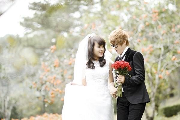 Ảnh cưới của đôi đồng tính nữ 9X Biên Hòa - Vũng Tàu 12