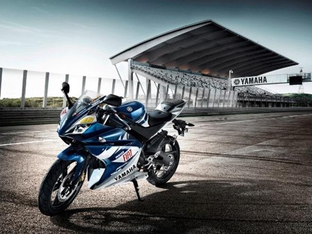 Yamaha R25 lộ hình ảnh phiên bản thương mại  ? 6