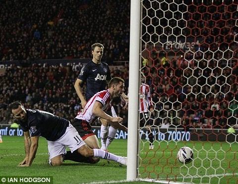 Sunderland 2-1 Man Utd: Quỷ đỏ lại thua 5