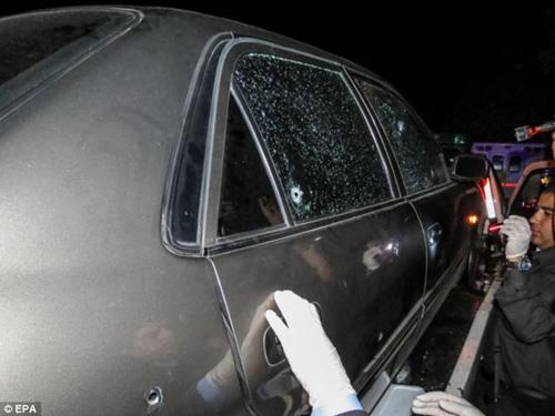 Bắt giữ 5 kẻ tình nghi bắn chết cựu hoa hậu Venezuela 6