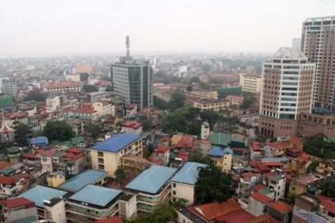 Chính sách 'xông đất' thị trường bất động sản 2014 6